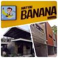 Hatyai Banana Hotel อีกหนึ่งทางเลือก แนวดิบๆ ที่คุณต้องลอง มีที่จอดรถ/ห้องพักสะอาด/ห้องน้ำมีสไตล์/พร้อมสิ่งอำนวยความสะดวก สำรองห้องพัก 094-5933322, 084-7498999 ที่อยู่ : 122 ถ.สันติภาพ ต.คอหงส์ อ.หาดใหญ่ จ.สงขลา 90110